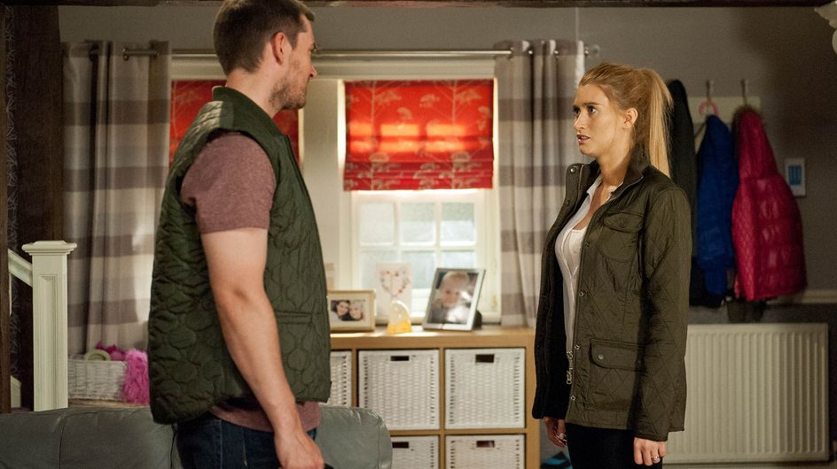 Emmerdale 25/08 - Debbie's terrified to hear what Pete has done to Ross