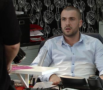 Coronation Street 26/08 - Bethany faces the wrath of her family