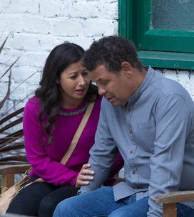 Coronation Street 28/08 - Tony finally gets his hands on Callum