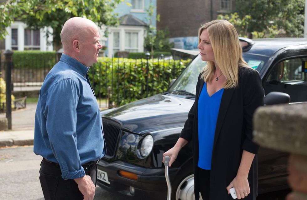 Eastenders 24/08 - Tensions remain high between Sharon and Phil