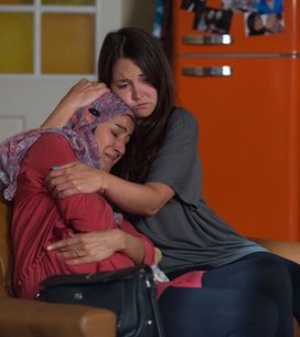 Eastenders 27/08 - Things grow worse for Carmel and Masood