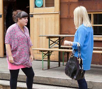Hollyoaks 28/08 - Tom tells Cameron to sabotage Angela's visit