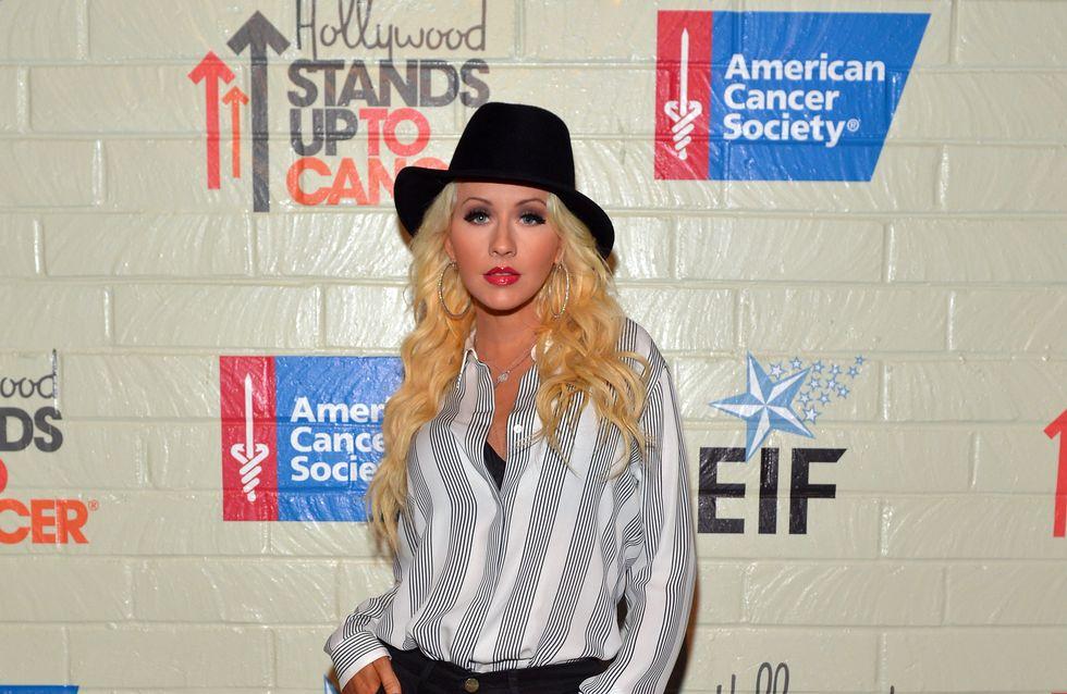 Christina Aguilera dévoile une image de sa fille pour son 1er anniversaire (Photo)