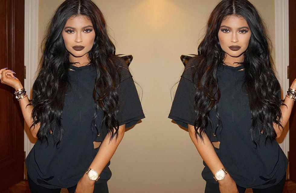 Kylie Jenner's Launching A New Lip Range! 10 Times She Gave Us Major Makeup Goals