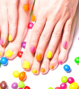 Bubble nails, la tendencia de uñas que escandaliza la red