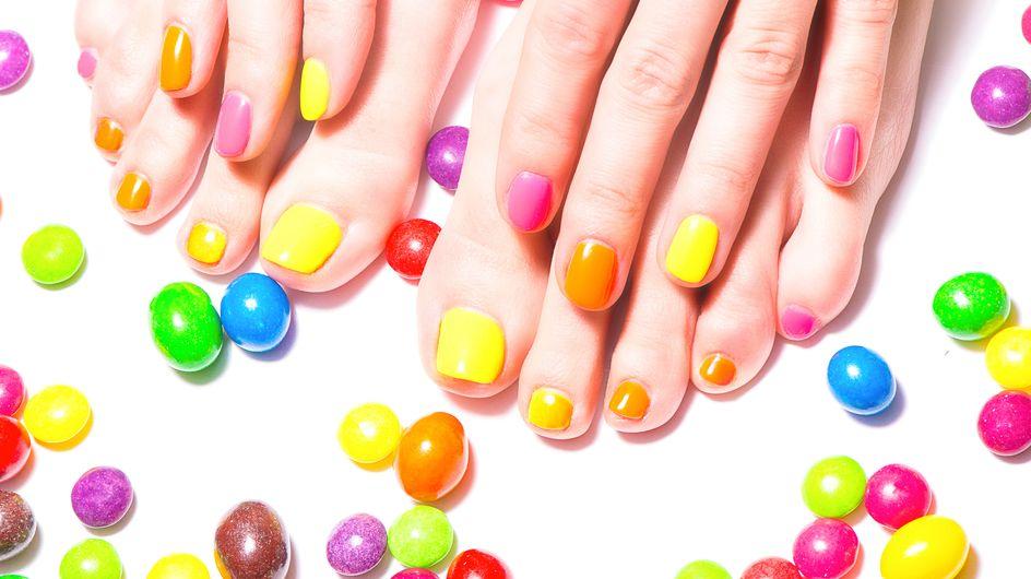 Bubble nails, la tendencia de uñas que escandaliza la red
