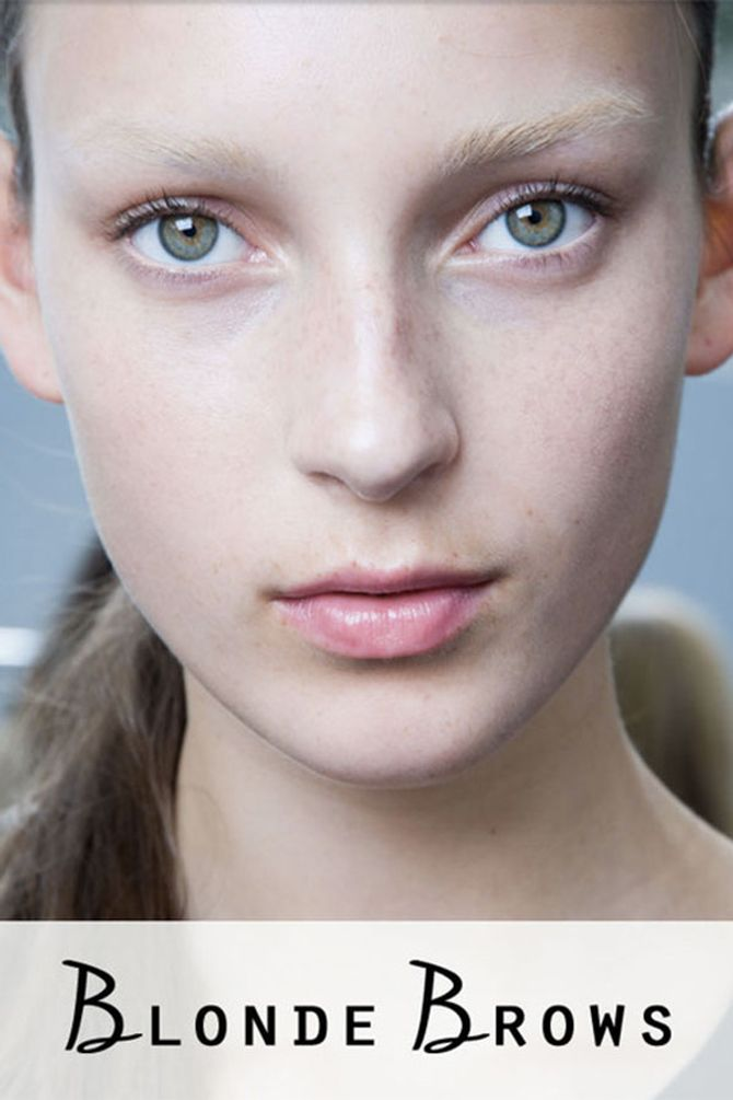 makeup beauty trends spring summer 2015