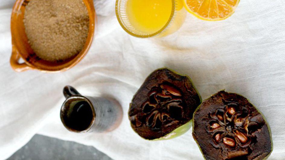 El zapote negro, una fruta con sabor a chocolate