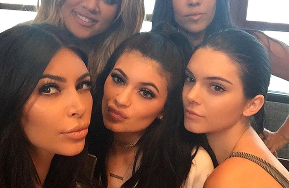 Les vacances sexy des Kardashian à Saint-Barthélémy (Photos)