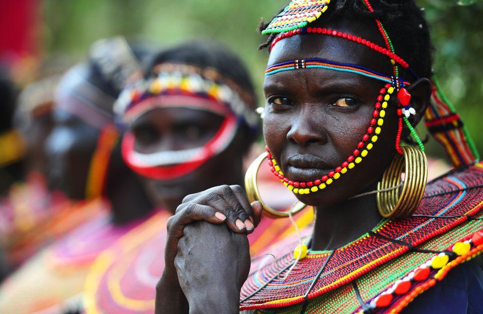 Umoja, le village kényan où les hommes sont interdits