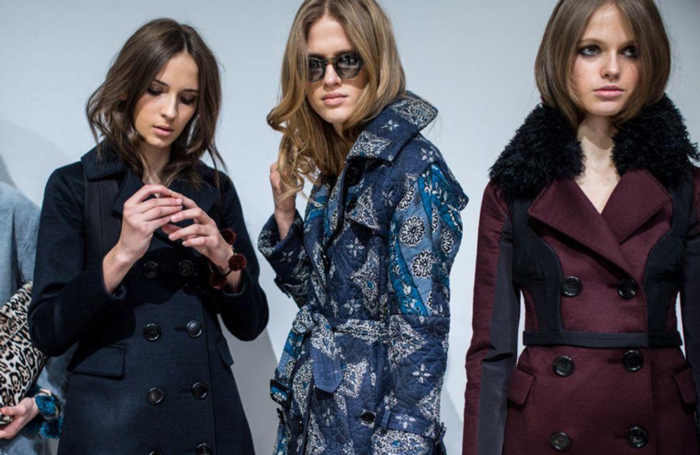 Tendencias de moda otoño-invierno 2015/16