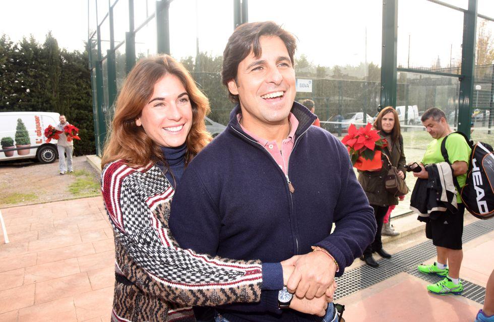 Francisco Rivera y Lourdes Montes ya son padres de Carmen