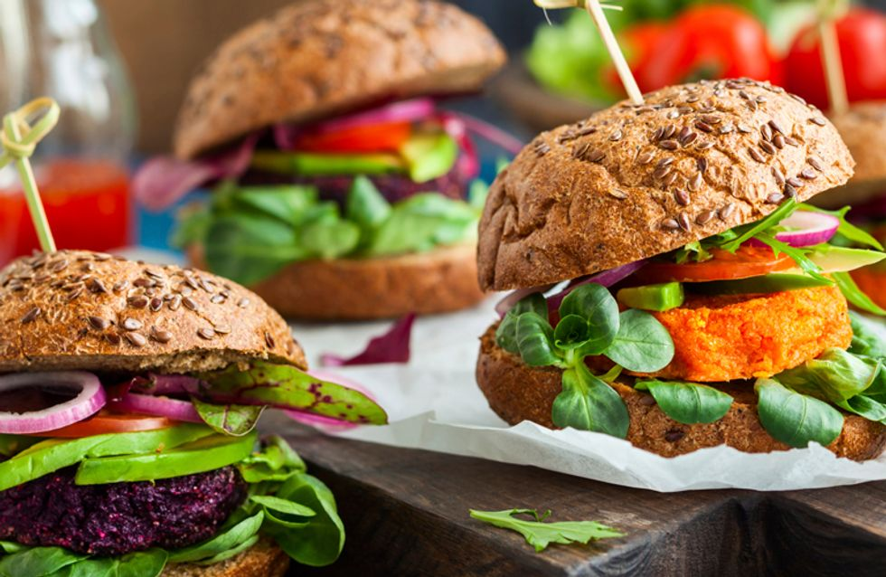 6 recetas veganas que demuestran que esta dieta puede ser muy variada