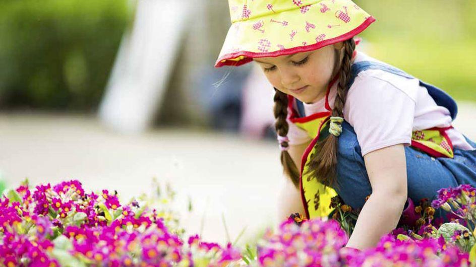 Jardinería para niños: ¡haz que conecten con la naturaleza!