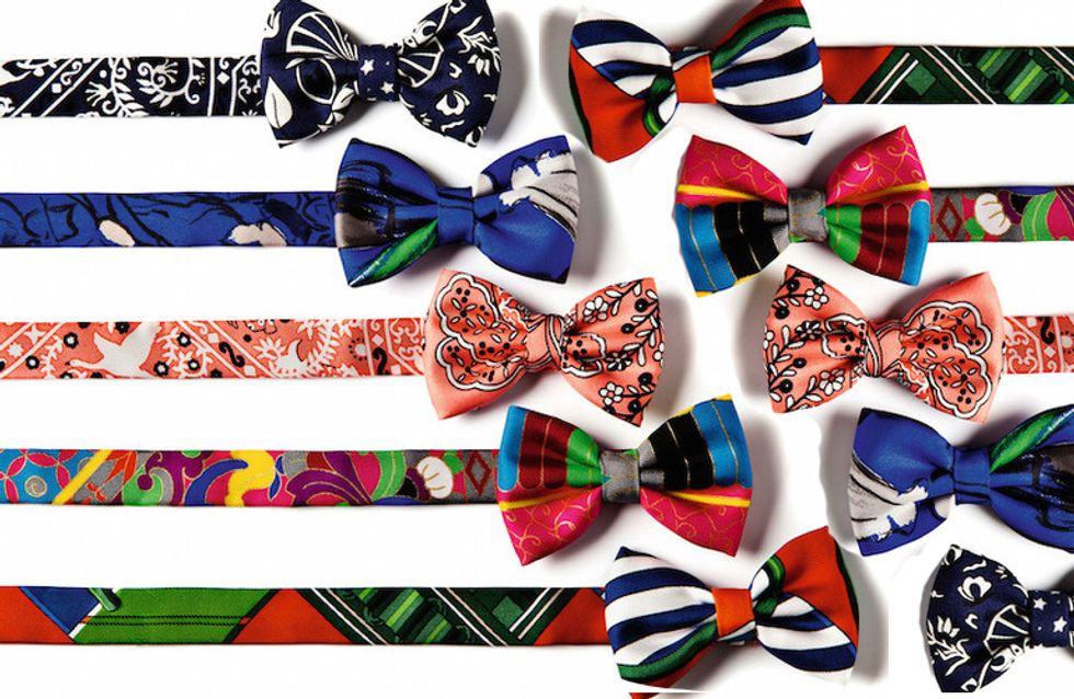 Pajaritas para mujer, lo nuevo de Hermès