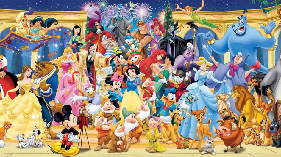 Test: ¿Eres una freak de Disney? ¡Demuéstralo!