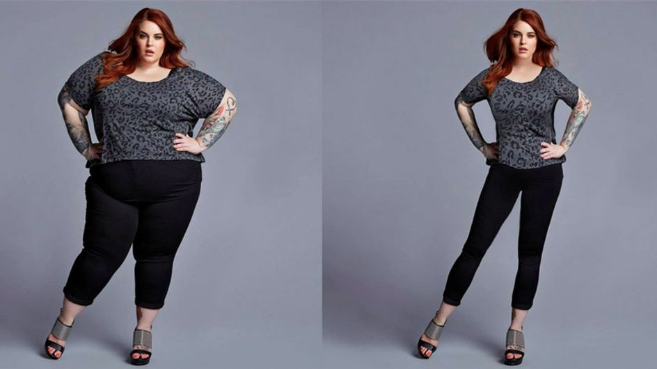 Plus Size Model Tess Holliday Urges Users To Boycott Fat-Shaming Facebook Page