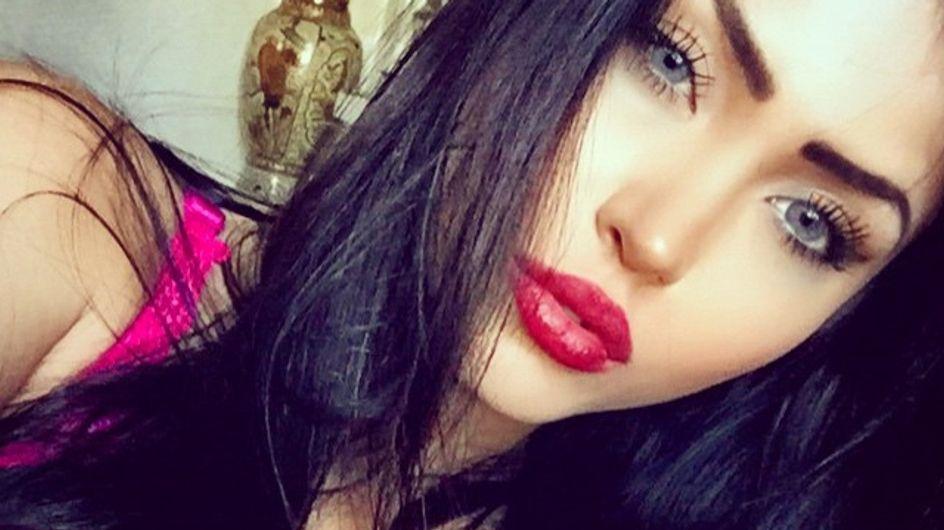 Le sosie de Megan Fox affole les internautes (Photos)