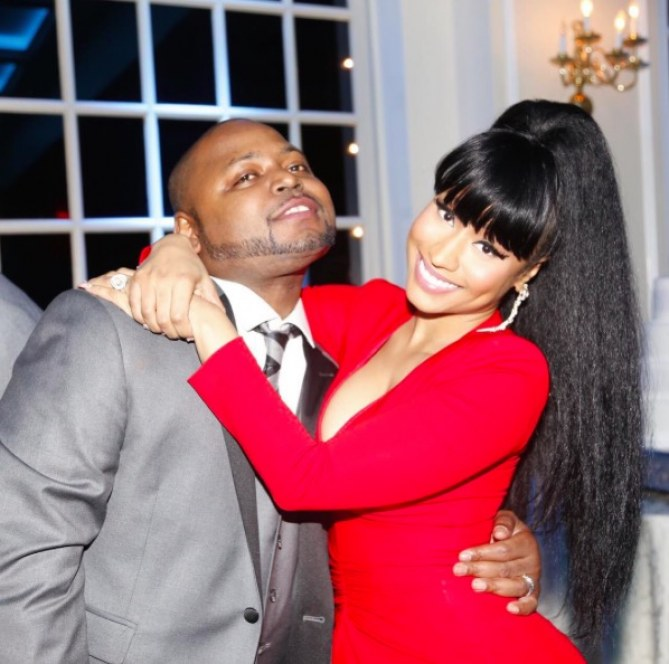 Nicki Minaj et Jelani