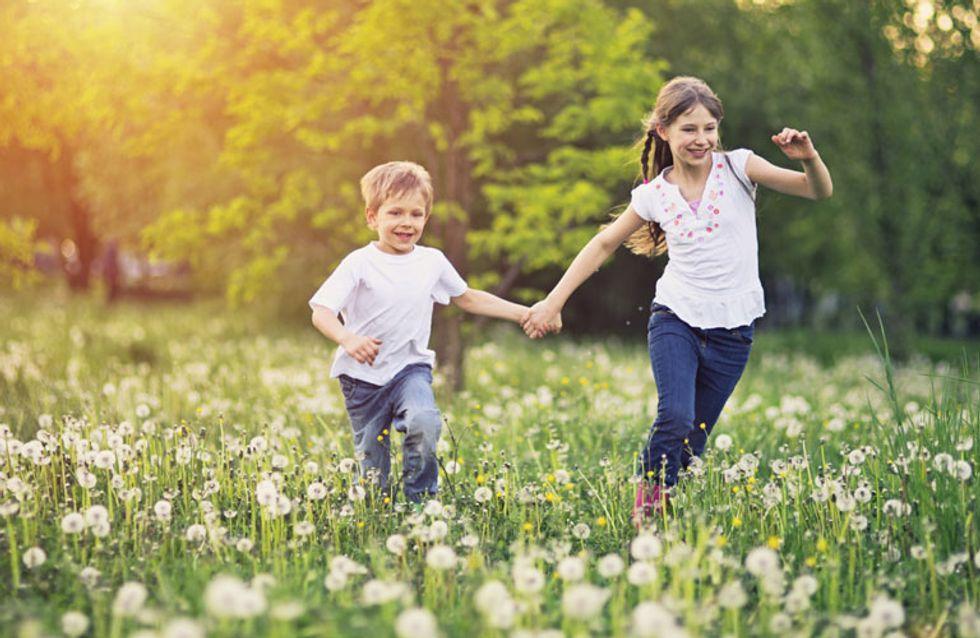 10 juegos al aire libre para que tus hijos se diviertan