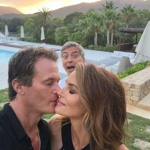 Le photobomb de George Clooney