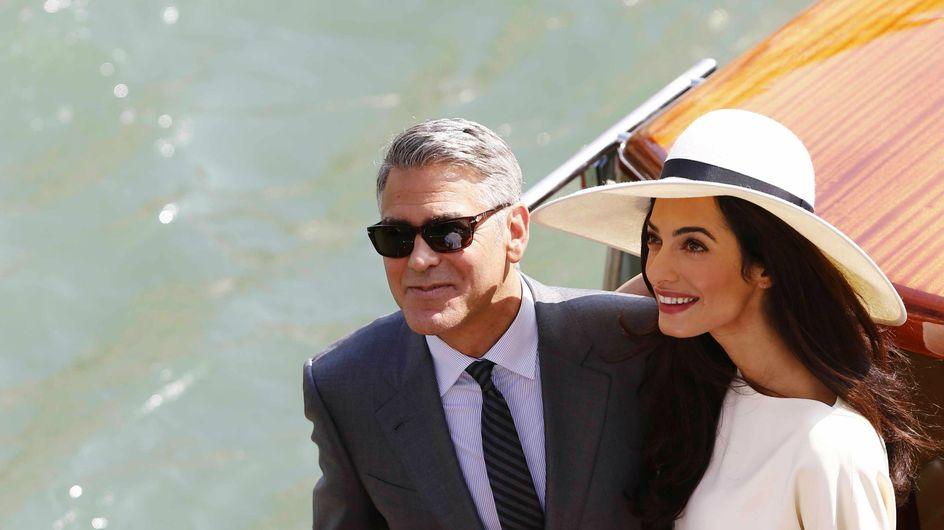 Les vacances entre amis de George Clooney et Amal
