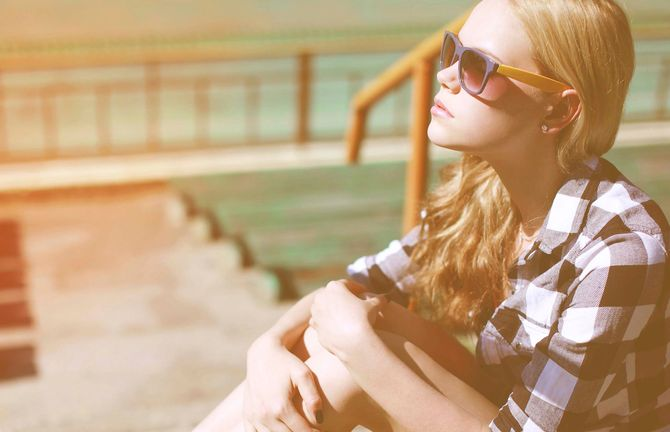 1. Frente al sol, protégete siempre