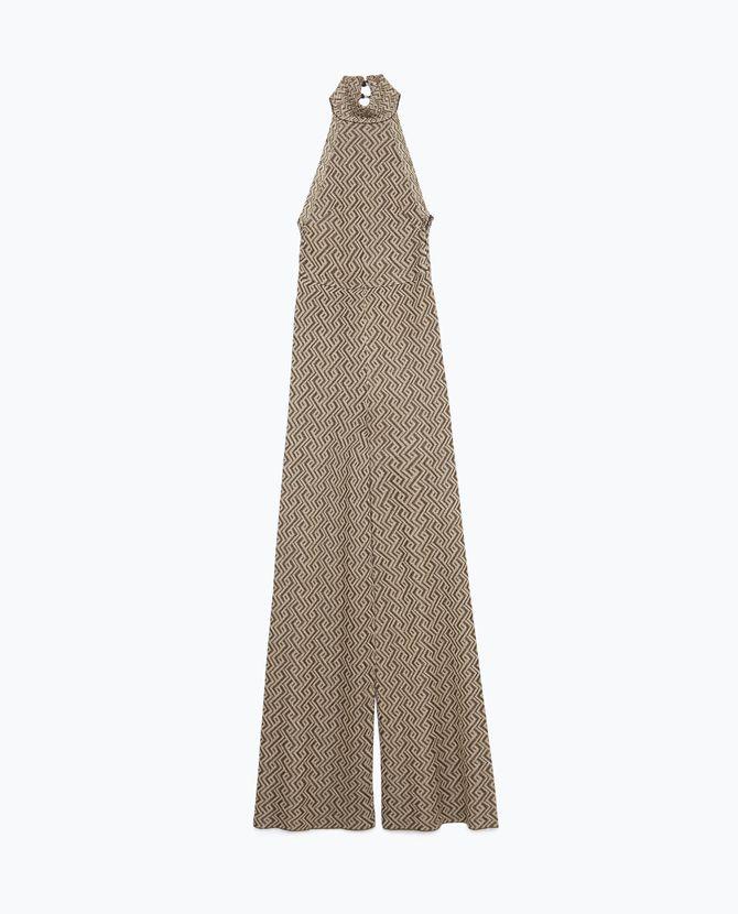 Overall im 70s-Style von Zara, 59,95 €