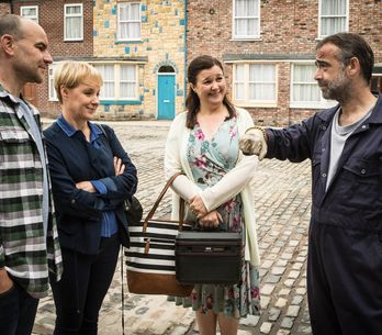 Coronation Street 2/09 - Fiz and Tyrone face their worst fears