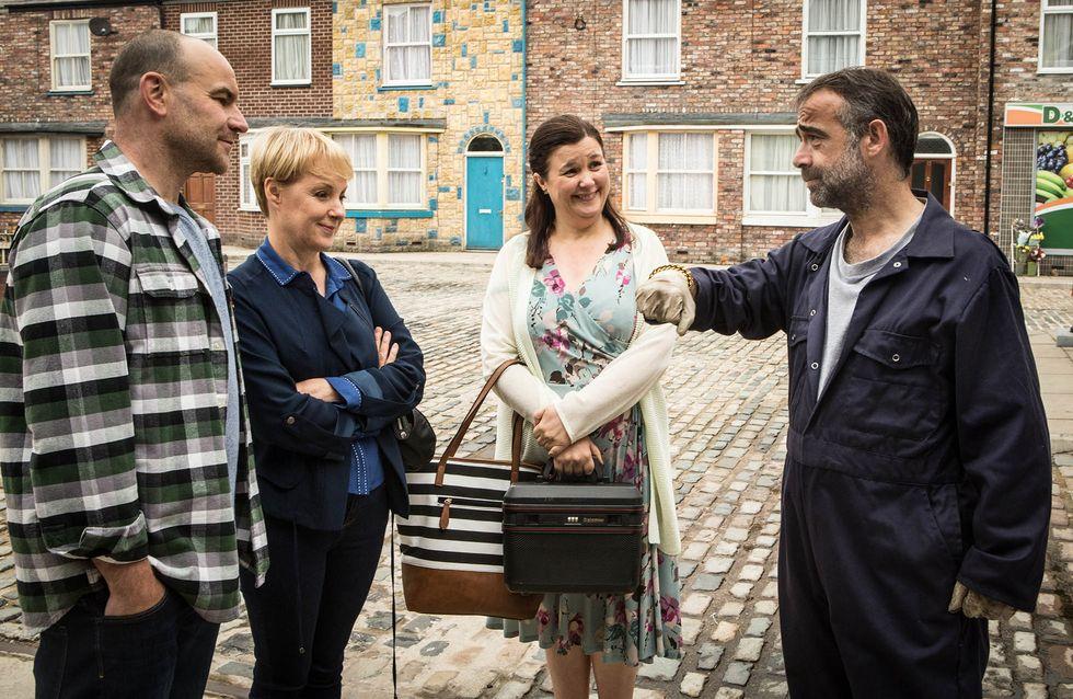 Coronation Street 2/09 - Fiz and Tyrone face their worst fears
