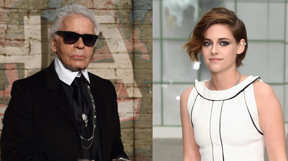 Kristen Stewart dans la peau de Coco Chanel pour Karl Lagerfeld