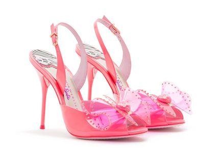 Sophia Webster imagine des chaussures BarbieⓇ pour adultes