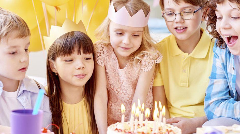 Ideas DIY para organizar el cumpleaños de tu hijo