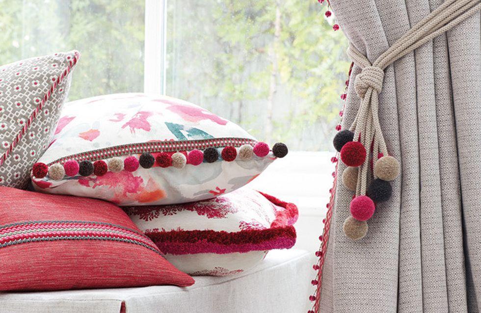 La pasamanería: cuida hasta el más mínimo detalle en decoración