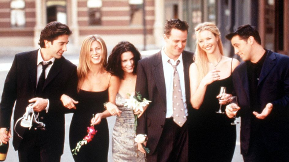 This Alternative Ending To Friends Is Just Horrible