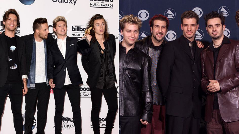 """""""Everything Is About To Be Terrible."""" NSync's Joey Fatone Tells One Direction Their Future"""