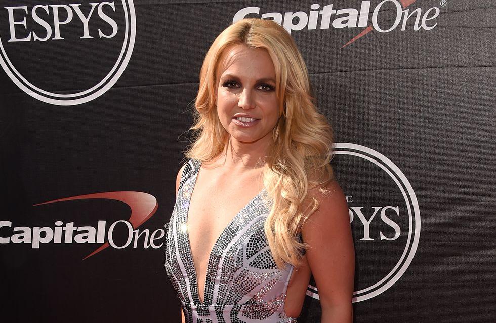 Britney Spears parle de son célibat sur scène