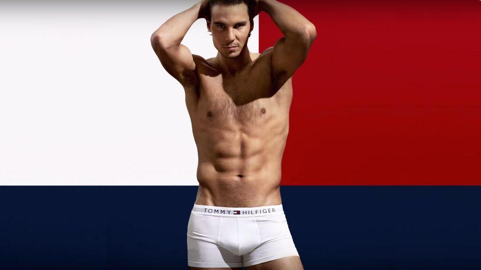 Rafa Nadal desnudo: El tenista sube la temperatura con su spot más erótico
