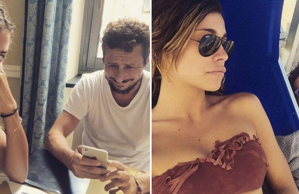 Luca Bizzarri e Ludovica Frasca, la coppia perfetta tra effusioni, smorfie e simpatici scatti social!