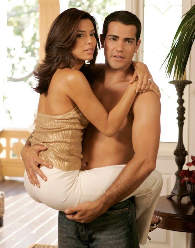 Eva Longoria et Jesse Metcalfe dans Desperate Housewives