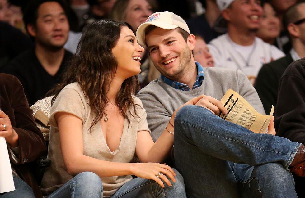 Le cadeau pas très romantique d'Ashton Kutcher à Mila Kunis