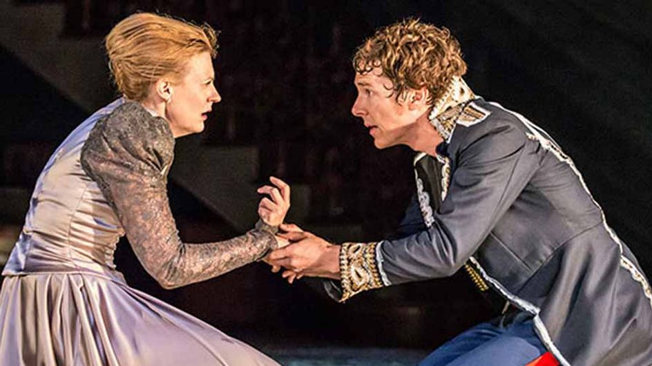 10 Things We Learned Watching Benedict Cumberbatch In Hamlet