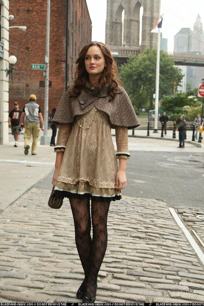Blair Waldorf dans Gossip Girl