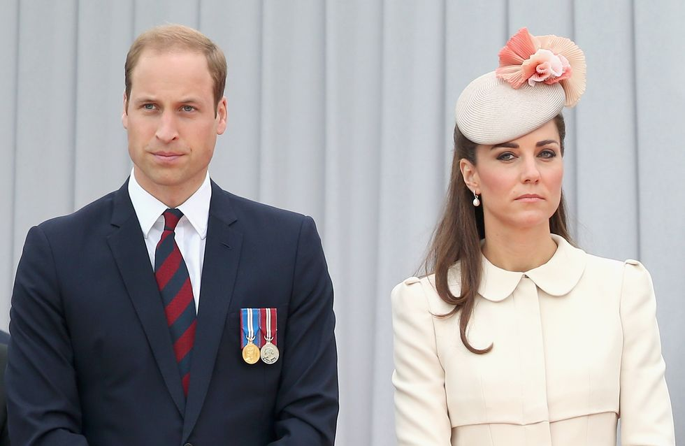 Le pacte secret de Kate Middleton et du prince William