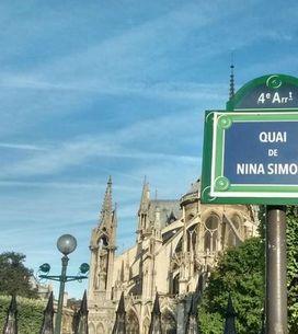 Des rues de Paris rebaptisées avec des noms de femmes par une association (Photo