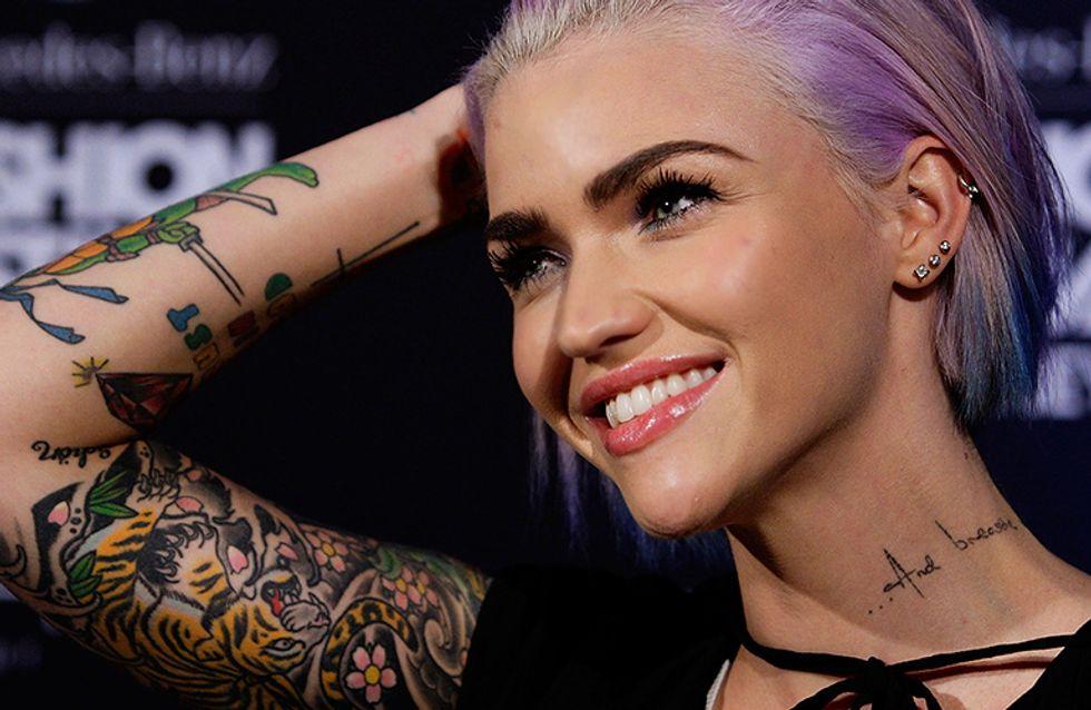 Em que parte do corpo você deveria fazer uma tatuagem?
