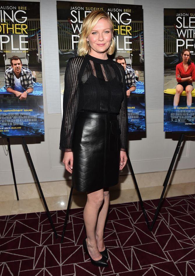 Kirsten Dunst le 24 août 2015
