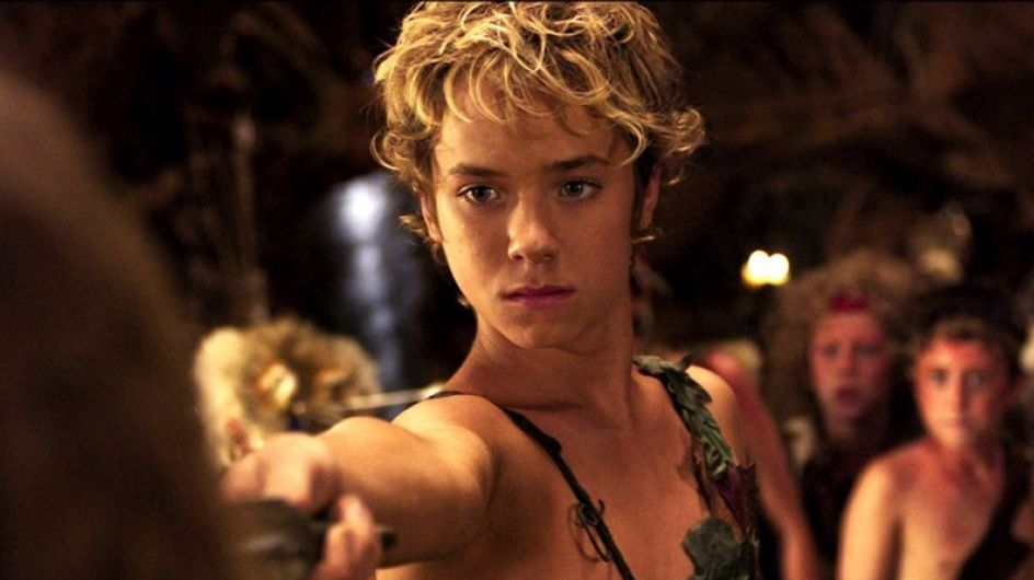Peter Pan Is All Grown Up And He's A Total BABE