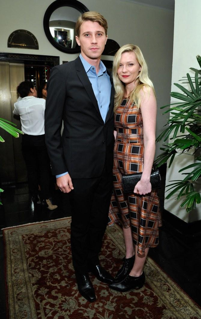 Kirsten Dunst et Garrett Hedlund