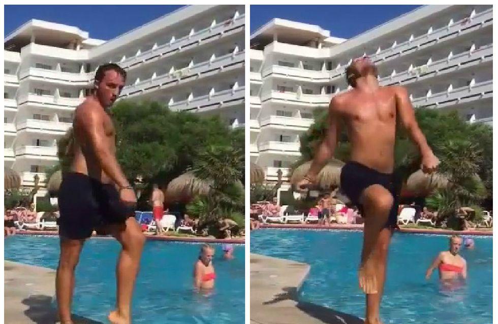 Ce professeur d'aquagym danse encore mieux que Beyoncé sur Single Ladies (Vidéo)